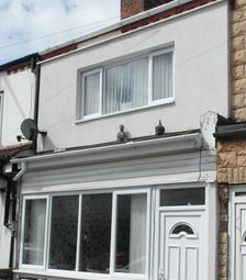 Thumbnail 3 bed terraced house to rent in Askern Road, Bentley, Doncaster