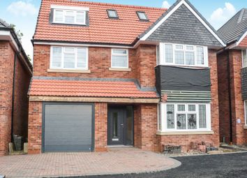 Thumbnail 4 bedroom detached house for sale in Uppingham Road, Leicester