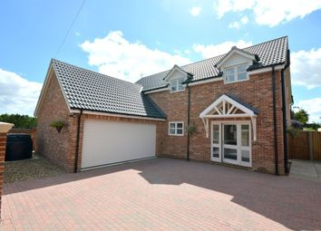 Thumbnail 5 bed detached house for sale in The Street, Darsham, Saxmundham