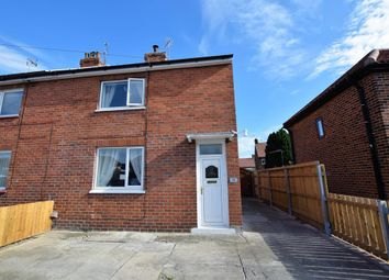 Thumbnail 3 bed semi-detached house for sale in Eastfield Rd, Norton, Malton