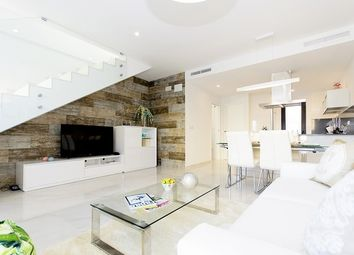 Thumbnail 3 bed town house for sale in Spain, Valencia, Alicante, Orihuela