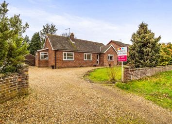 Thumbnail 2 bed detached bungalow for sale in Stratton Road, Hainford, Norwich