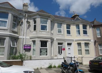 Thumbnail 4 bed terraced house for sale in Cotehele Avenue, Prince Rock, Plymouth