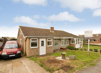 Thumbnail 3 bed semi-detached bungalow for sale in Anthony Crescent, Whitstable, Kent