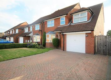 Thumbnail 4 bed detached house for sale in Skewsby Grove, York