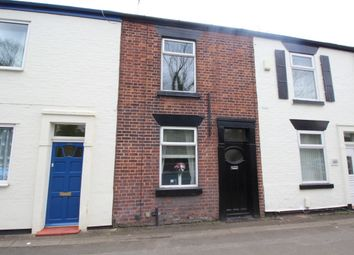 Thumbnail 2 bedroom terraced house for sale in Hyde Road, Woodley, Stockport