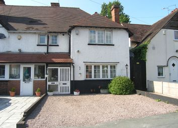 Thumbnail 3 bed end terrace house for sale in Victoria Road, Fallings Park, Wolverhampton