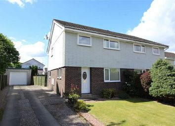 Thumbnail 3 bed semi-detached house for sale in 20, Merlin Crescent, Inverness