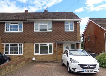 Thumbnail 3 bed semi-detached house to rent in Welles Road, High Wycombe