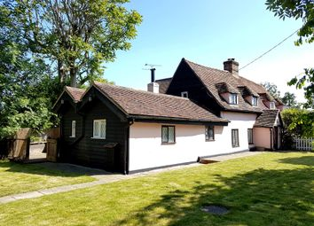 Thumbnail 3 bed property for sale in Fingrith Hall Road, Blackmore, Ingatestone