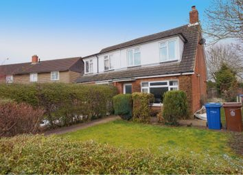 Thumbnail 2 bed semi-detached house for sale in Somerville Road, Alrewas