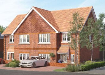 Thumbnail 3 bed semi-detached house for sale in Pangbourne Hill, Pangbourne