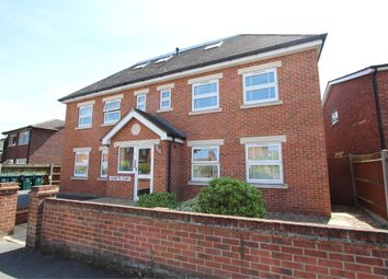 Thumbnail 2 bed flat for sale in Chaucer Road, Ashford, Surrey