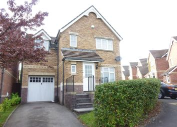 Thumbnail 3 bed detached house to rent in Windsor Drive, Miskin, Pontyclun