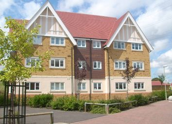 Thumbnail 2 bed flat to rent in Hedgers Way, Kingsnorth, Ashford