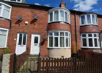 Thumbnail 2 bed terraced house to rent in Rutland Avenue, Bishop Auckland