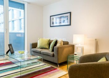 Thumbnail 1 bed flat to rent in Admirals Tower, New Capital Quay, Greenwich