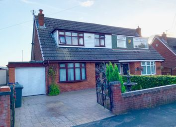 Thumbnail 3 bedroom semi-detached house for sale in Wedgewood Drive, Standish Lower Ground, Wigan, Greater Manchester