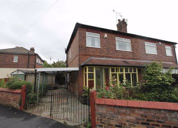 Thumbnail 3 bed semi-detached house for sale in Knowsley Drive, Swinton, Manchester