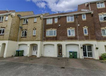 Thumbnail 3 bed town house to rent in Pacific Close, Ocean Village, Southampton, Hampshire