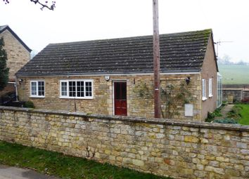 Thumbnail 3 bed detached bungalow for sale in Shotley, Harringworth, Northants