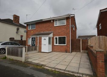 Thumbnail 2 bed semi-detached house to rent in Portia Avenue, Bebington, Wirral
