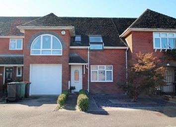 3 bed terraced house for sale in The Nurseries, Eaton Bray, Bedfordshire LU6
