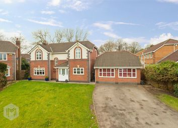 Thumbnail 4 bedroom detached house for sale in Greenbank Road, Radcliffe, Manchester, Lancashire