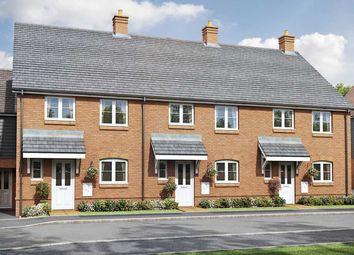 "Thumbnail 3 bed semi-detached house for sale in ""The Oakwood"" at Allington Lane, Fair Oak, Eastleigh"