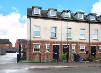 Thumbnail 3 bed town house for sale in Phillimore Road, Sheffield