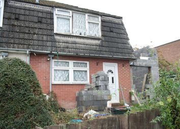 Thumbnail 2 bedroom semi-detached house for sale in Lynde Close, Bristol