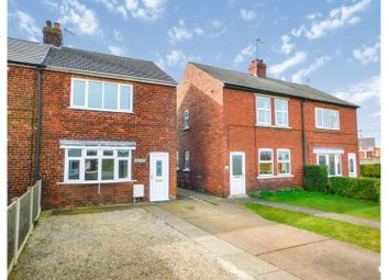 Thumbnail 2 bed semi-detached house for sale in Asquith Avenue, Scunthorpe