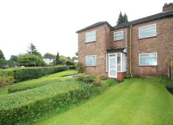 Thumbnail 3 bed semi-detached house for sale in Moss Lane, Timperley, Altrincham