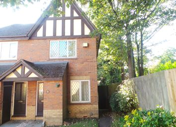 Thumbnail 2 bed semi-detached house for sale in Cherry Lane, Sutton Coldfield