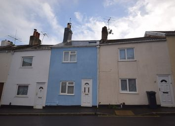 Thumbnail 2 bed terraced house to rent in Goldsmith Street, Heavitree, Exeter