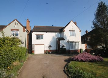 Thumbnail 4 bed detached house for sale in Leicester Road, Enderby, Leicester
