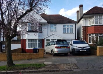 Thumbnail 4 bed terraced house for sale in Corringham Road, Wembley, Middlesex