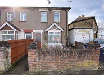 Thumbnail 3 bed end terrace house for sale in Clarence Street, Southall, Middlesex