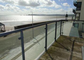 Thumbnail 2 bed flat for sale in Meridian Bay, Trawler Road, Swansea
