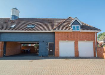 Thumbnail 2 bed flat for sale in Manor Farm Close, Haverhill