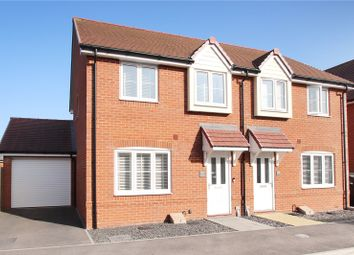 Thumbnail 3 bed semi-detached house for sale in Thompson Grove, Littlehampton