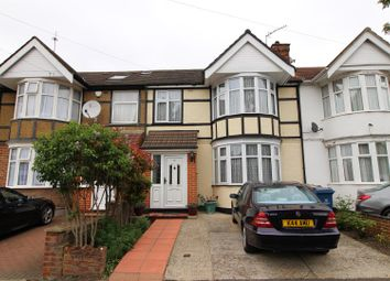 Thumbnail 3 bed terraced house for sale in Hughenden Avenue, Harrow