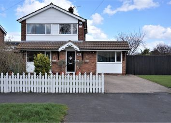 Thumbnail 3 bed detached house for sale in Clyfton Crescent, Immingham