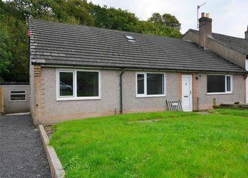 Thumbnail 3 bed semi-detached bungalow to rent in Deepdale, Wilton, Egremont, Cumbria