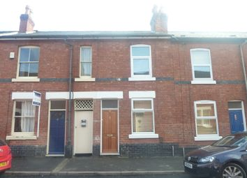 Thumbnail 1 bed flat to rent in Redshaw Street, Derby