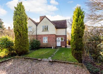 Thumbnail 3 bed semi-detached house for sale in Bedford Lane, Sunningdale, Ascot