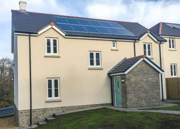 Thumbnail 4 bedroom detached house for sale in Burton (Plot 6), Green Meadows Park, Narberth Road, Tenby