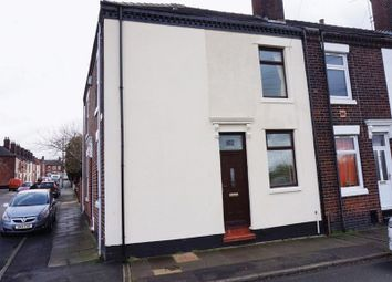 3 bed terraced house for sale in Manor Street, Fenton, Stoke-On-Trent, Staffordshire ST4