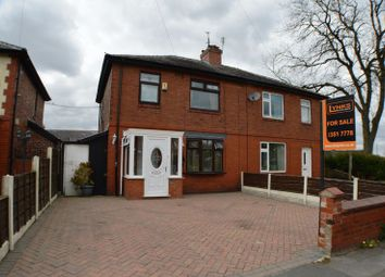 Thumbnail 3 bedroom semi-detached house for sale in Smith Street, Hyde