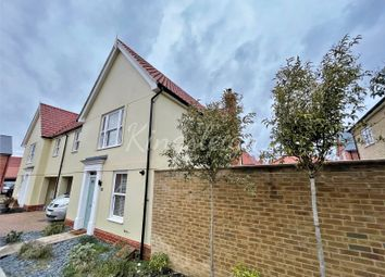 Thumbnail 3 bed semi-detached house for sale in Cambridge Drive, Lawford, Manningtree